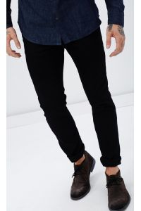 ONLY & SONS CZARNE JEANSY WEFT 1751
