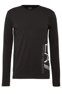 Emporio Armani 7 Longsleeve Black Niespotykany