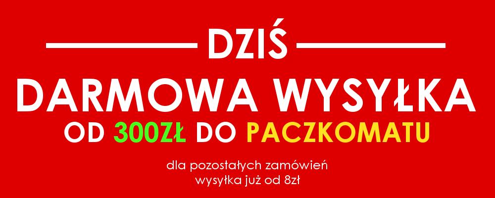 Darmowa wysyłka w LUXED.pl