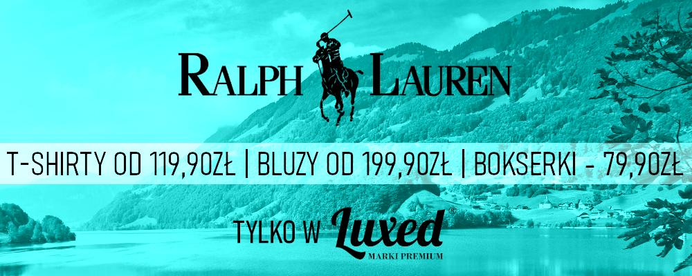 Polo RALPH Lauren w Rzeszowie w LUXED Marki Premium!