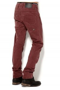 Jack & Jones Bordowe Jeansy Stan Twisted Port Royal