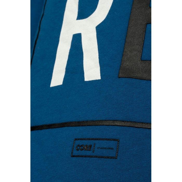 Jack &  Jones Niebieska Bluza Noa True Blue