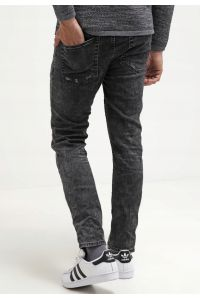 Only Sons Szare Jeansy  Slim Fit