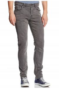 Only Sons Jeansy Szare Slim Fit Miękkie