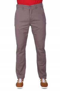 Only&Sons Chinosy Slim Fit Fiolet/Róż