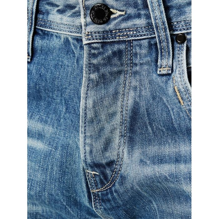 Jack&Jones Niebieskie Jeansy Luźne Anti Fit