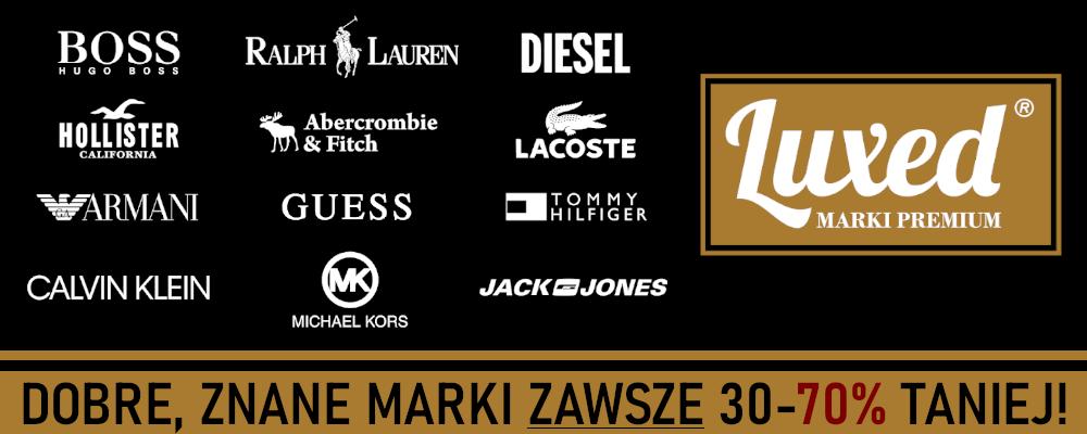 Sklep Stacjonarny LUXED Premium Outlet w Graffica Rzeszów!